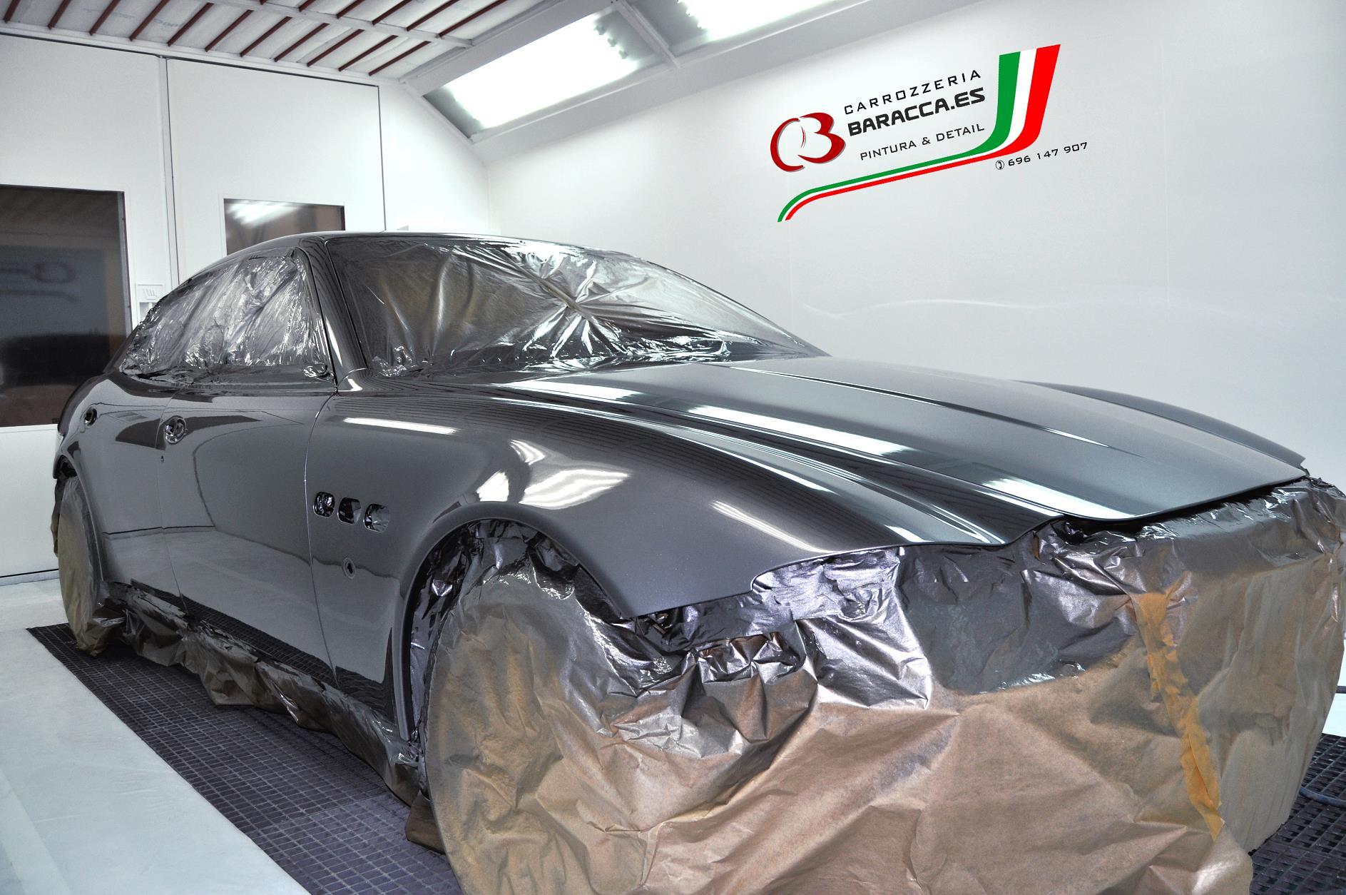 Pintura del Automóvil - Excelente Acabado